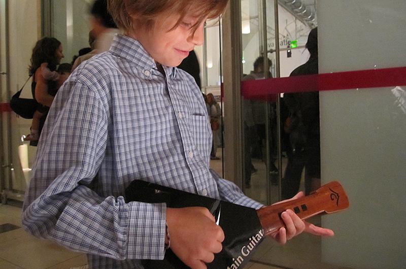 Mountain Guitar